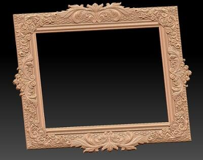 3D Photo & Mirror Frames SB3DPMF066