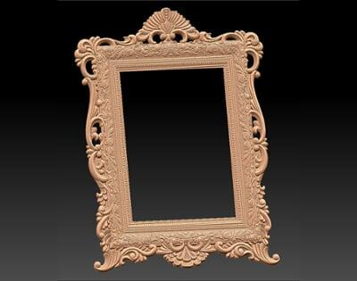 3D Photo & Mirror Frames SB3DPMF067