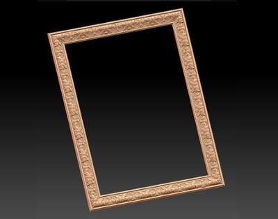 3D Photo & Mirror Frames SB3DPMF069