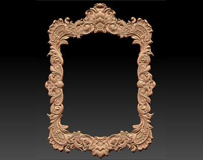 3D Photo & Mirror Frames SB3DPMF075