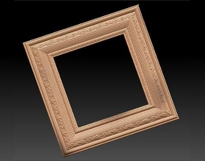 3D Photo & Mirror Frames SB3DPMF077
