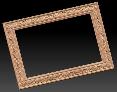 3D Photo & Mirror Frames SB3DPMF079