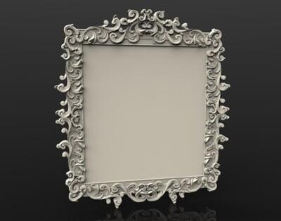 3D Photo & Mirror Frames SB3DPMF080