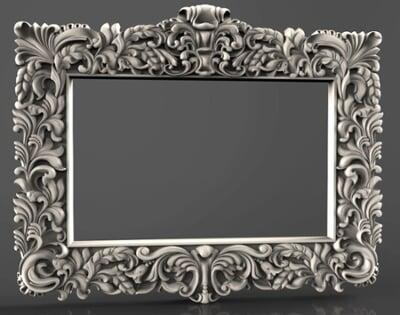 3D Photo & Mirror Frames SB3DPMF081