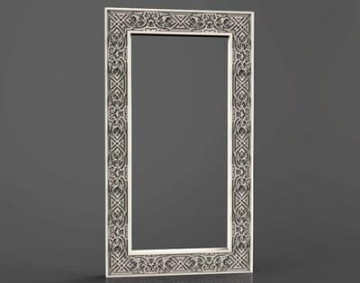 3D Photo & Mirror Frames SB3DPMF082