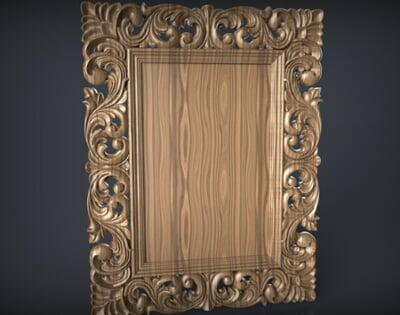 3D Photo & Mirror Frames SB3DPMF083