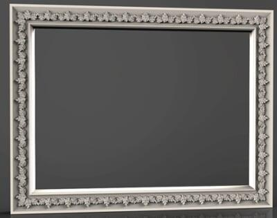 3D Photo & Mirror Frames SB3DPMF087
