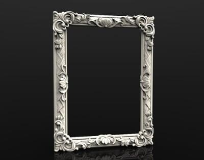 3D Photo & Mirror Frames SB3DPMF093