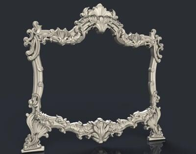 3D Photo & Mirror Frames SB3DPMF094