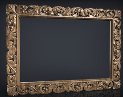 3D Photo & Mirror Frames SB3DPMF095