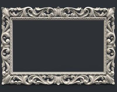 3D Photo & Mirror Frames SB3DPMF097