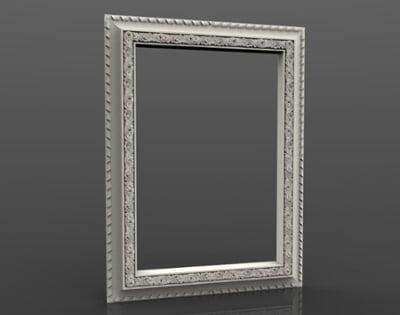 3D Photo & Mirror Frames SB3DPMF100