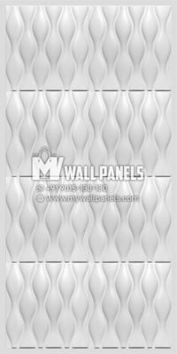 3D Wall Panels SB3DWP1028