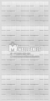 3D Wall Panels SB3DWP1031