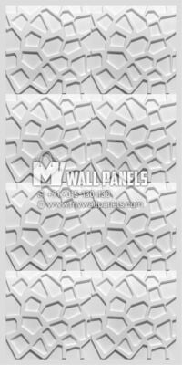 3D Wall Panels SB3DWP1036