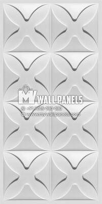 3D Wall Panels SB3DWP1042