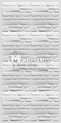 3D Wall Panels SB3DWP1043