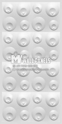 3D Wall Panels SB3DWP1052