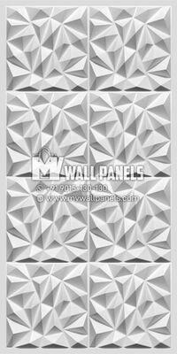 3D Wall Panels SB3DWP1057