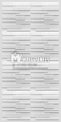 3D Wall Panels SB3DWP1063